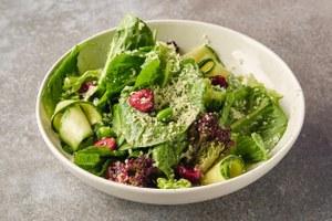Зелень: Рецепты салатов отпростых досамых сложных