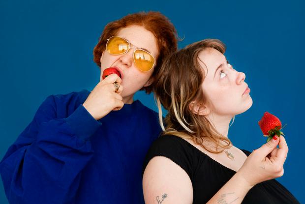 Сериал «Я люблю Дика», новый альбом Girlpool иигра, вкоторой нужно кликать накартошку