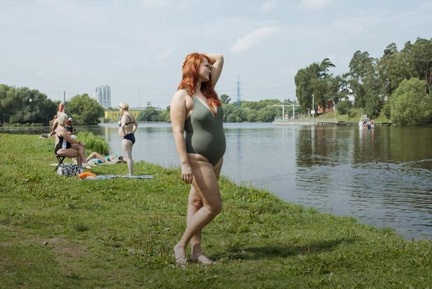 Москвички — о городских пляжах иотношении к телу
