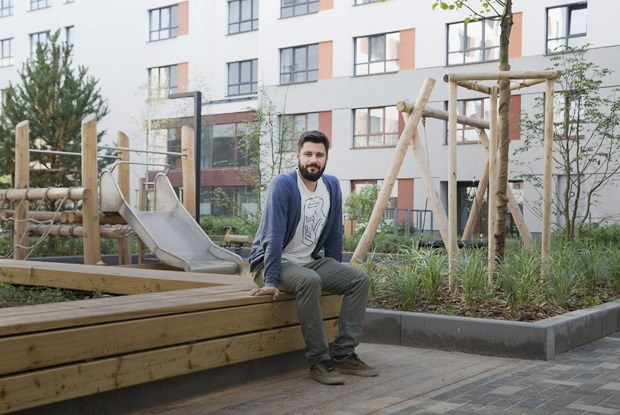 Diorit: Как в Екатеринбурге создают экологичные детские площадки ручной работы