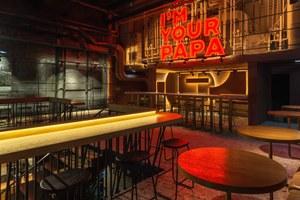 На Триумфальной площади открылся бар-корт PAPA Barvillage. Вотзачем туда идти