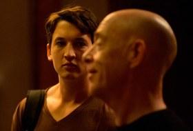 Ночь фильмов Дэмиена Шазелла, фотографии Барышникова иконцерт Human Tetris